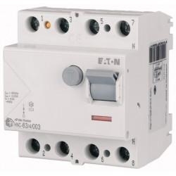 Wyłącznik RCD HNC 4P 63A...