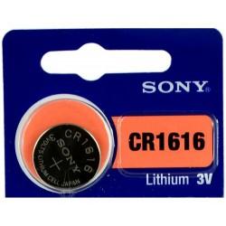 Bateria CR1616 3V Pastylka...