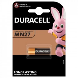 Bateria Duracell MN27A C5 12V