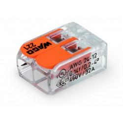 WAGO Złączka 2*0,08-4,0mm...